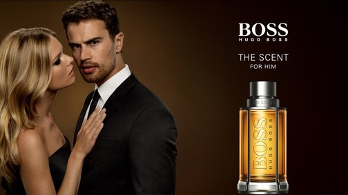 Постер Hugo Boss Boss The Scent