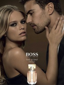 Постер Hugo Boss Boss The Scent For Her