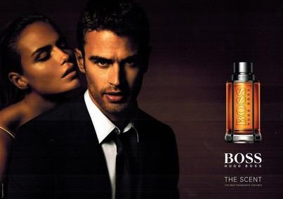 Постер Hugo Boss Boss The Scent