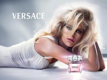 Постер Versace Bright Crystal