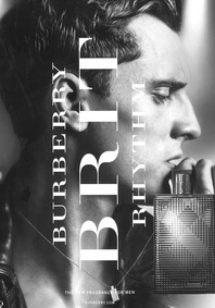 Постер Burberry Brit Rhythm