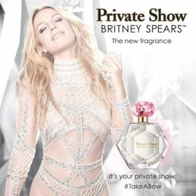 Постер Britney Spears Private Show