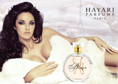 Постер Hayari Parfums Broderie