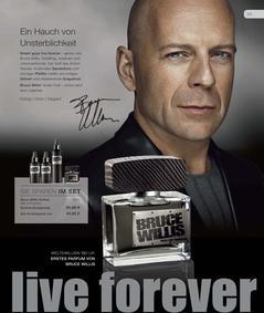 Постер Bruce Willis LR Bruce Willis