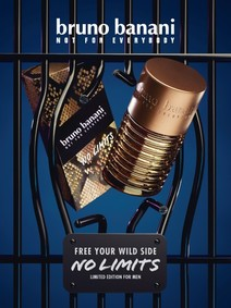 Постер Bruno Banani No Limits Man