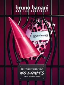 Постер Bruno Banani No Limits Woman