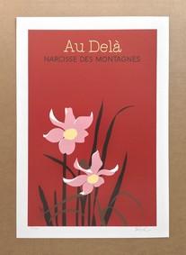 Постер Bruno Fazzolari Au Delà Narcisse des Montagnes