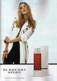 Постер Burberry Sport for Women