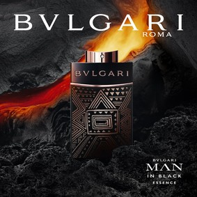Постер Bvlgari Man In Black Essence
