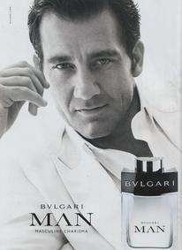 Постер Bvlgari Man