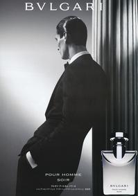 Постер Bvlgari pour Homme Soir