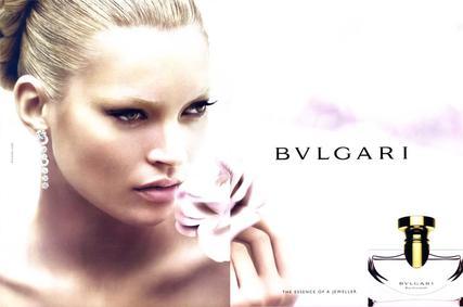 Постер Bvlgari Rose Essentielle Eau De Toilette Rosee