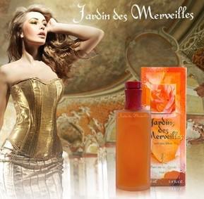 Постер C. Darvin Jardins Des Merveilles