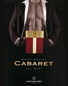 Постер Gres Cabaret Homme