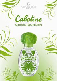 Постер Gres Cabotine Green Summer