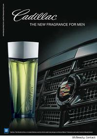 Постер Cadillac for Men