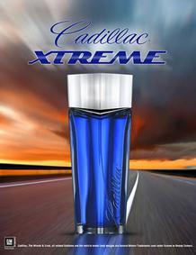 Постер Cadillac Xtreme