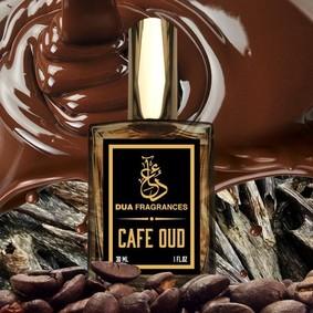 Постер Dua Fragrances Cafe Oud
