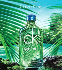 Постер Calvin Klein Ck One Summer 2016