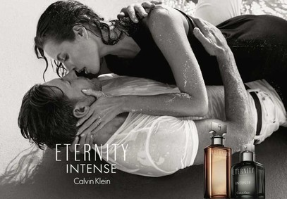 Постер Calvin Klein Eternity Intense