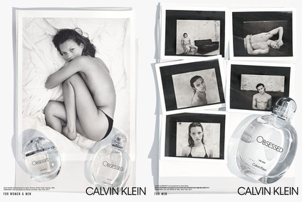 Постер Calvin Klein Obsessed For Women