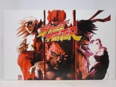 Постер Capcom Street Fighter