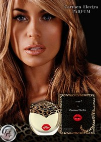 Постер Carmen Electra LR Rrrr!