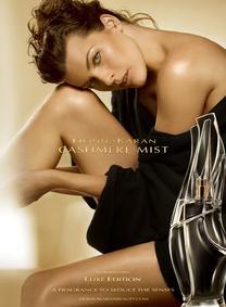 Постер Donna Karan Cashmere Mist Luxe