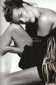 Постер Donna Karan Cashmere Mist