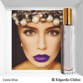 Постер Edgardio Chilini Casta Diva