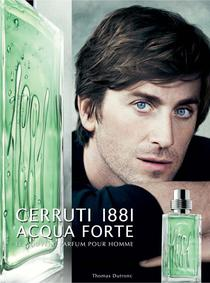 Постер Cerruti 1881 Acqua Forte