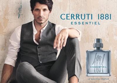 Постер Cerruti 1881 Essentiel