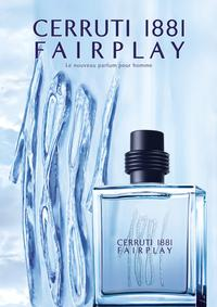 Постер Cerruti 1881 Fairplay (2011)