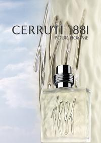 Постер Cerruti 1881 pour Homme