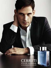 Постер Cerruti pour Homme