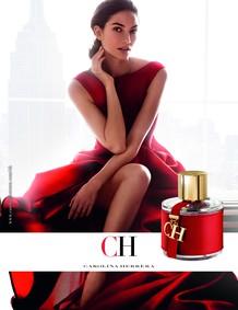 Постер Carolina Herrera CH 2015