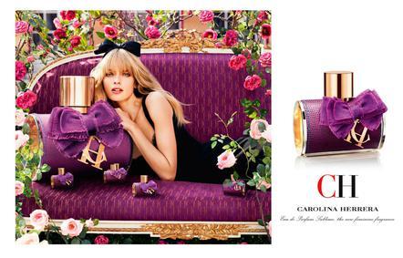 Постер Carolina Herrera Ch Eau De Parfum Sublime