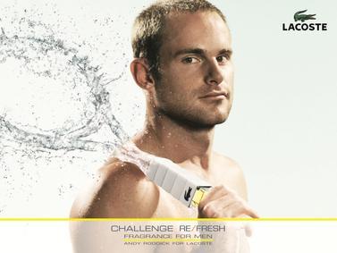 Постер Lacoste Challenge Re/fresh