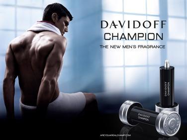 Постер Davidoff Champion