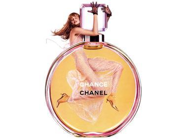 Постер Chanel Chance