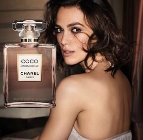 Постер Chanel Coco Mademoiselle Intense