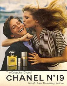 Постер Chanel N°19 Eau de Parfum