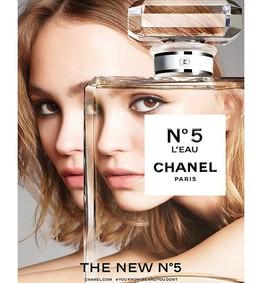 Постер Chanel N°5 L'Eau