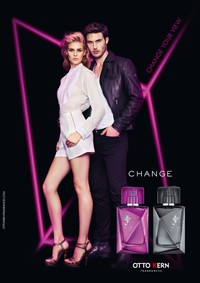 Постер Otto Kern Change for men