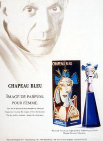 Постер Marina Picasso Chapeau Bleu