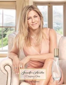Постер Jennifer Aniston Chapter One