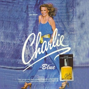 Постер Revlon Charlie Blue