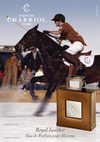 Постер Charriol Royal Leather pour Homme