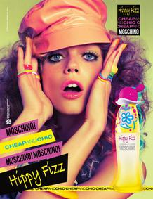 Постер Moschino Cheap And Chic Hippy Fizz