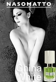 Постер Nasomatto China White